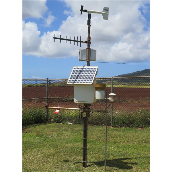 Campbell Scientific Weather Station