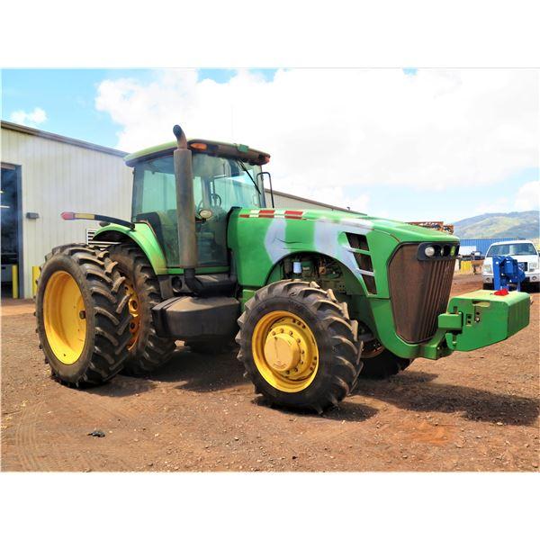2007 John Deere 8130 Tractor, Starts & Runs, Needs Repair