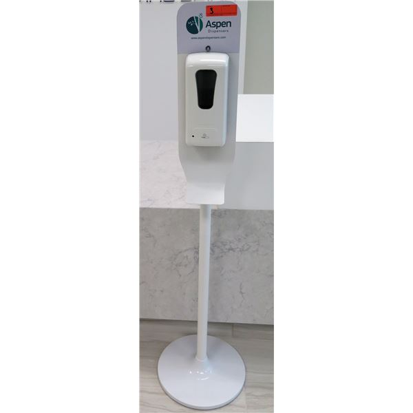Aspen Sanitizer Dispenser w/ Metal Stand