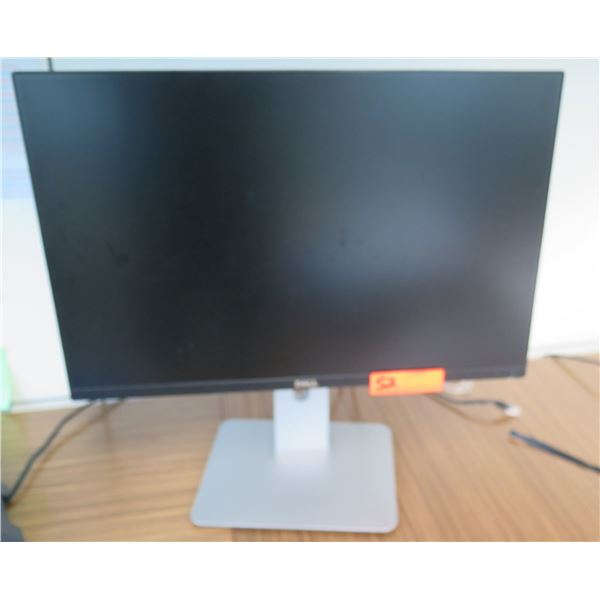 Dell Flat Screen LCD Computer Monitor w/ Stand