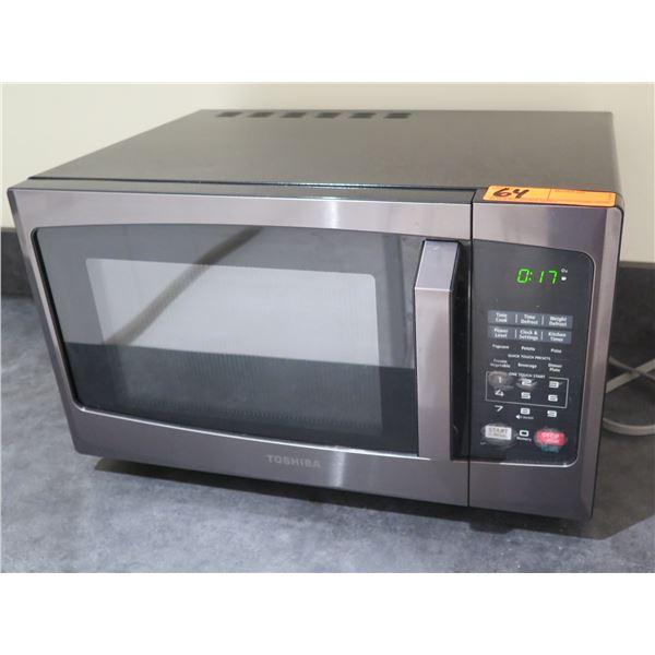 Toshiba Microwave Oven w/ Carousel