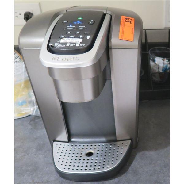 Keurig K-Cup Coffee Maker Dispenser w/ K-Cup Holder & Pods