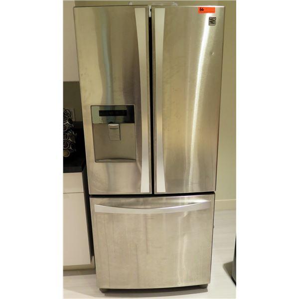 Sears Kenmore Elite Refrigerator 795.72123.210 w/ Ice Maker