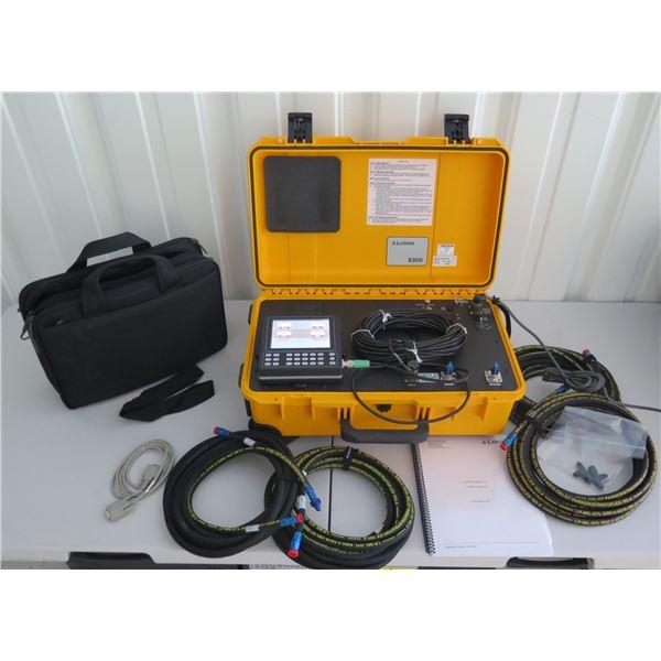 Laversab 6300 2-Channel RVSM Pitot Static Tester w/ Cords
