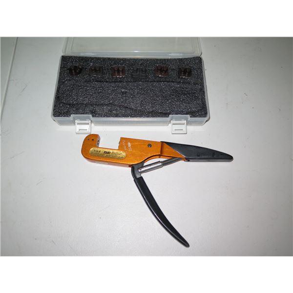 DMC HX4 Open-Frame Crimp Tool