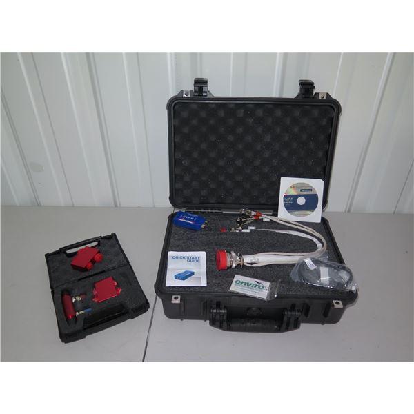 Enviro Systems Field Diagnostic Kit w/ Flushing Adapter Kit