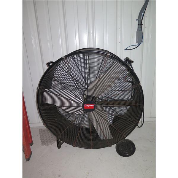 Dayton 39UK56  Industrial Fan, 36-Inch
