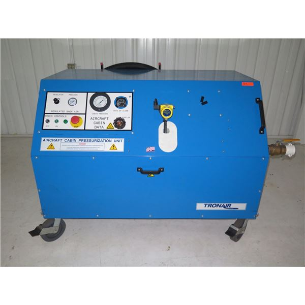 2019 TronAir Cabin Pressurization Unit, Model 15D7608-0000