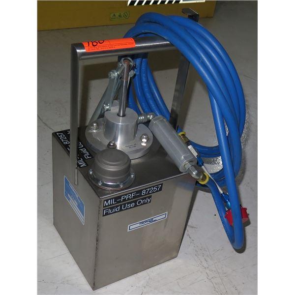 2019 TronAir 06-5022-6500 Hydraulic Fluid Service Unit