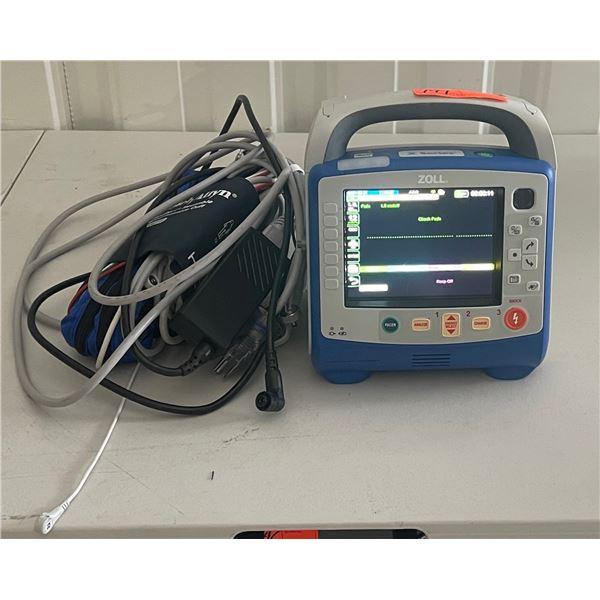 Zoll X Series Vital Signs Monitor w/ SurePower Propaq M/MD