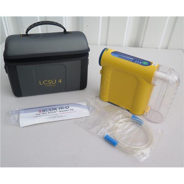Laerdal LCSU4 Suction Unit