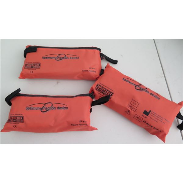 Qty 3 Optimum Traction Devise in Bags