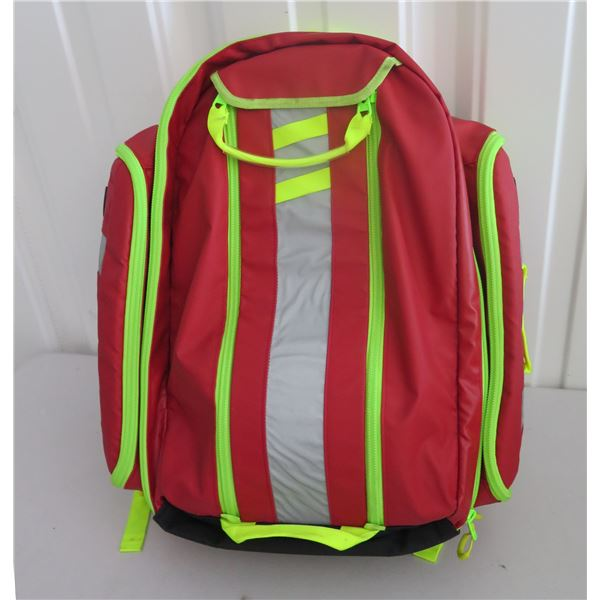 Statpacks G3 Load-and-Go Backpack, Red