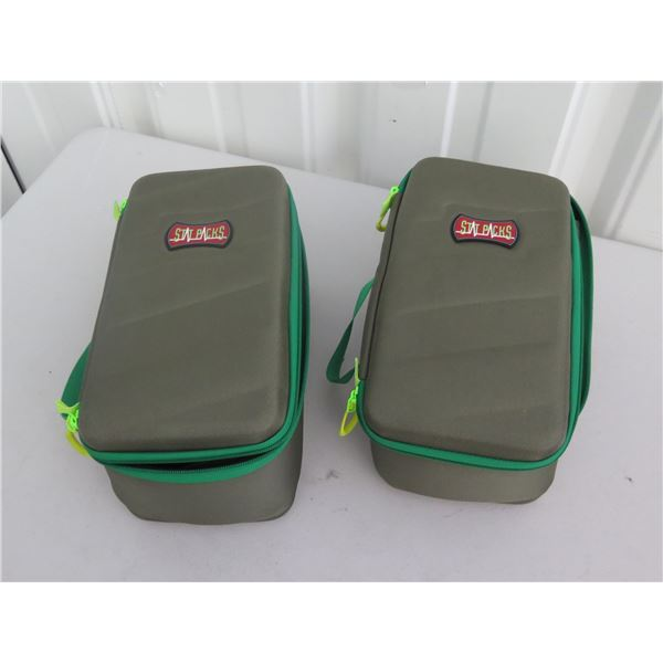 Qty 2 Stackpacks G3 Airway Cell Cases