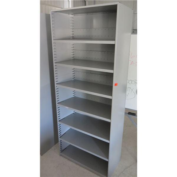 Tall Adjustable Metal 7 Tier Shelf