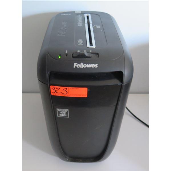 Fellowes Paper Shredder Model 60Cs