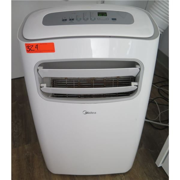 Midea Portable Air Conditioner 60Hz 1125 Watts Model MPF14CR81-E