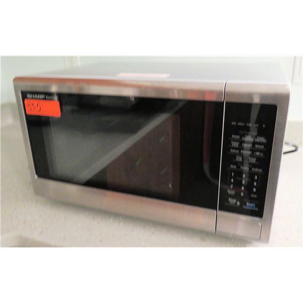 Sharp Carousel Microwave Oven SMC1132CS