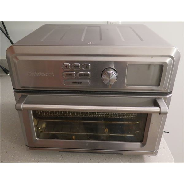 Cuisinart Toaster Oven Air Fryer Model CTOA-130PC1