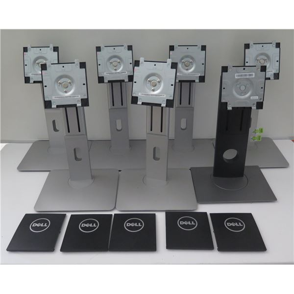 Qty 7 Ingenico Desk/5000CL Card Terminals DE550BA & Dell Stands TC33310370C
