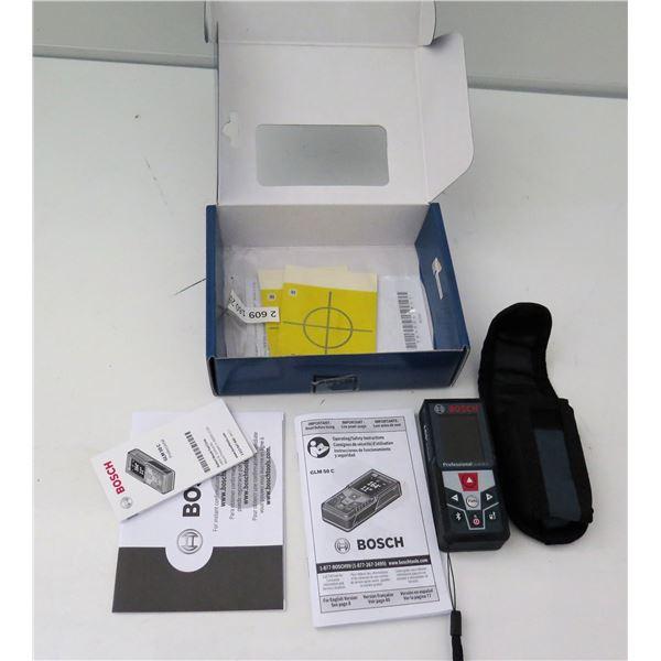 Bosch Professional Laser Measure Bluetooth Model GLM50C in Box