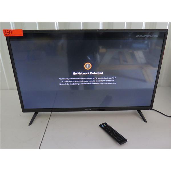 """Vizio 32"""" HD Smart TV Television w/ Remote Model D32h-G9"""