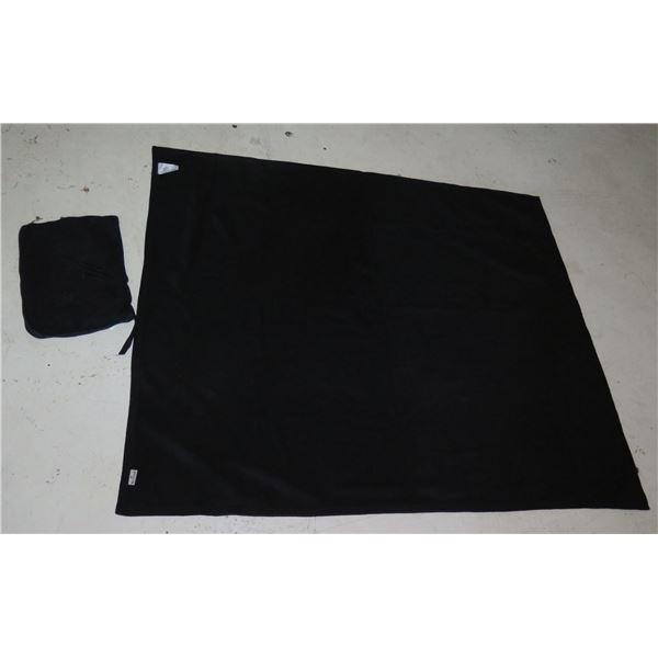 Kanata Blanket Co Polyester Travel Blanket w/ Case Model CA32029