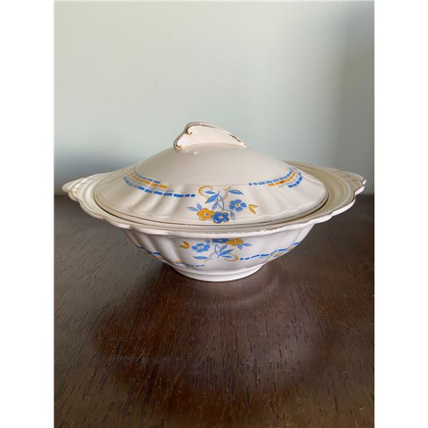J&G Meakin made in England soup turrine