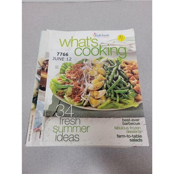 Kraft what's cooking magazines (25)