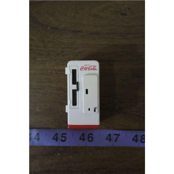 Miniature Coca Cola Fridge Toy