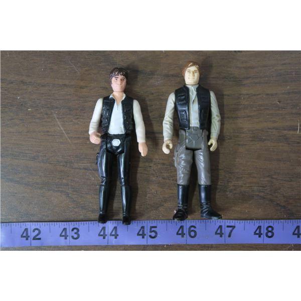 Vintage Star Wars (?) Toys