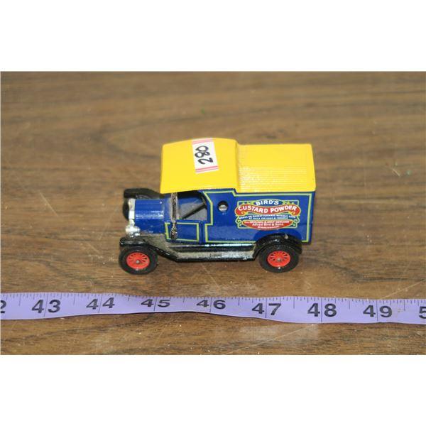 Alfred Bird & Sons 1978 Matchbox Toy Car
