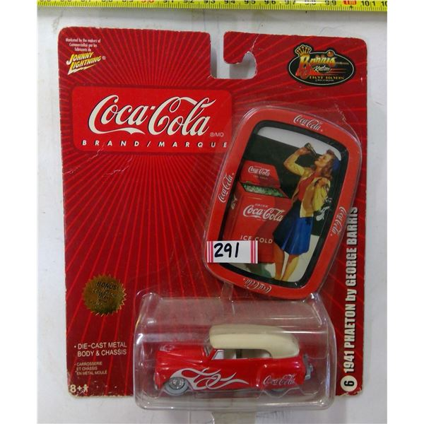 Coca Cola Diecast 1941 Phantom by George Barris