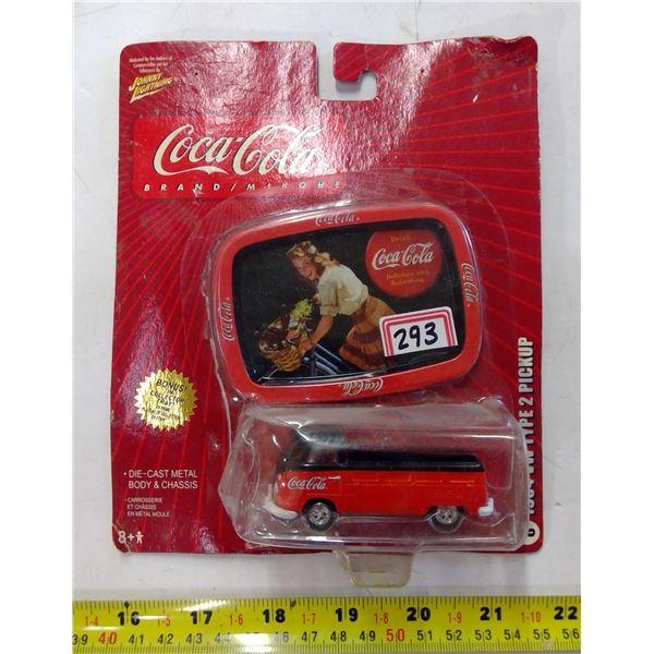 Coca Cola Diec ast 1964 VW Type 2 Pickup