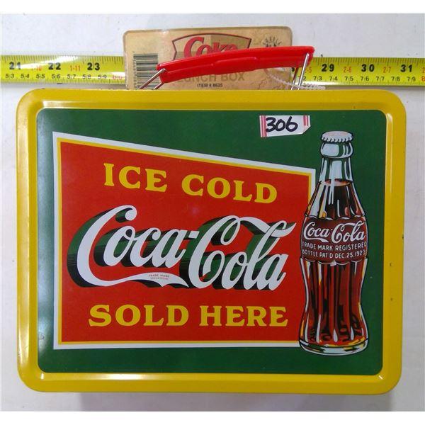 Coca Cola Lunchbox