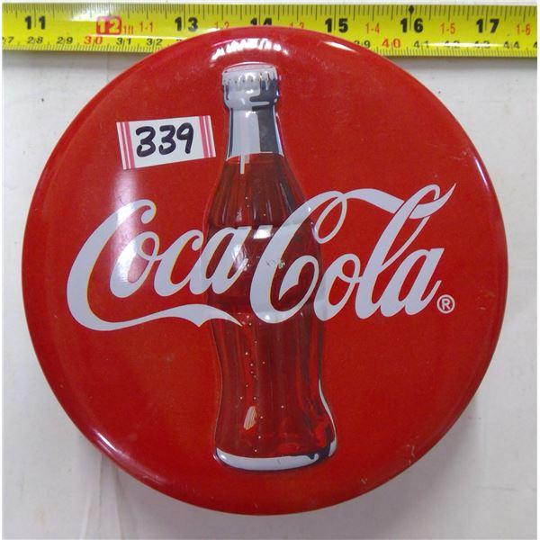 Coca Cola Tin