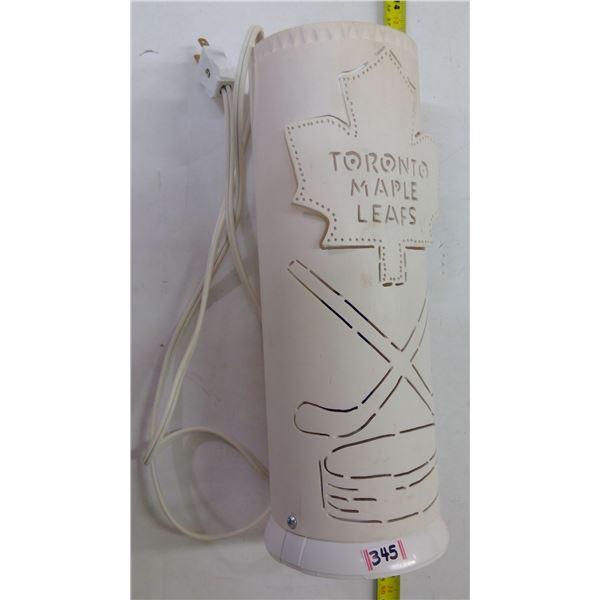 Toronto Maple Leafs Plastic Lamp