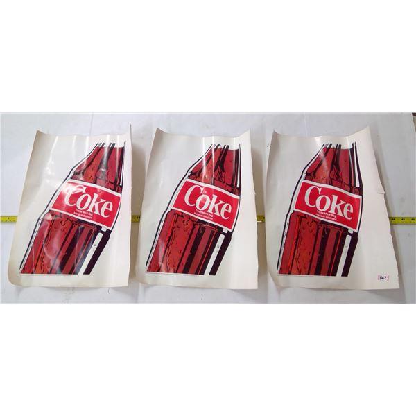 3 - Coca Cola Posters