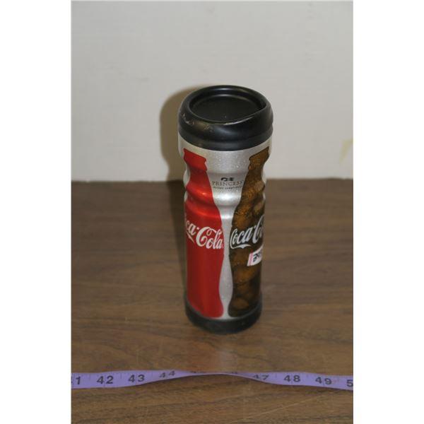 Coca Cola Travel Mug by 'Princess'
