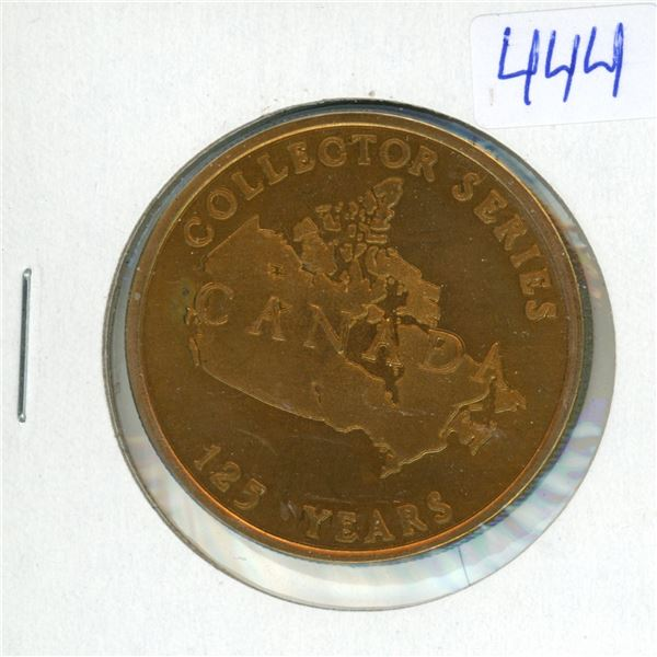 1992 Canada Colector's Series Limited Edition Coin