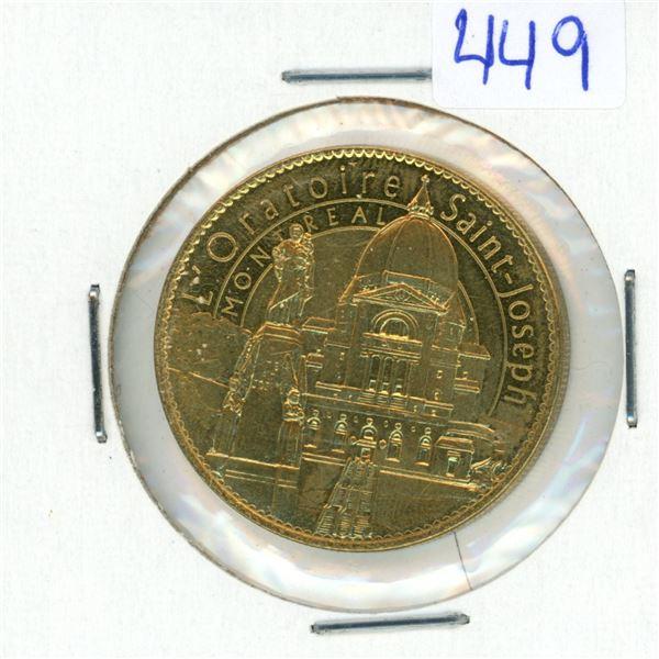 L'Oratoire Saint-Joseph - Coin (32mm)