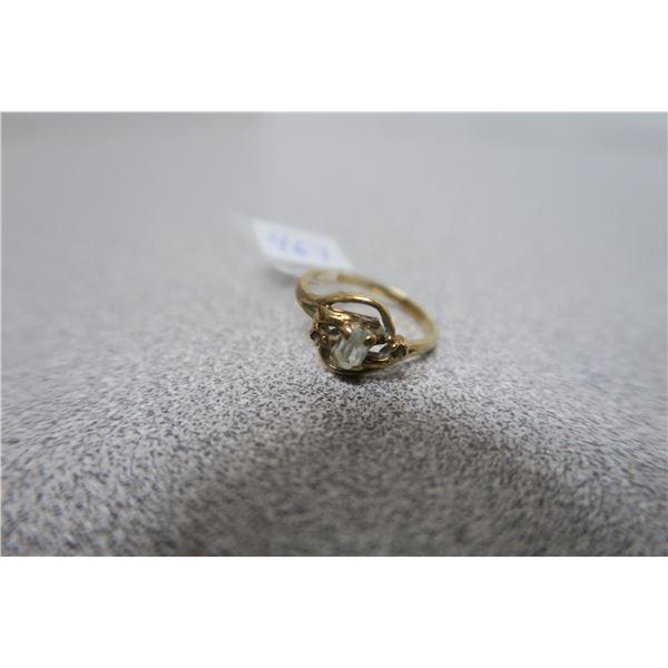 10k cmc Women's Ring