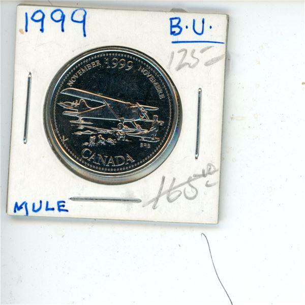 1999 Canadian Mule Quarter