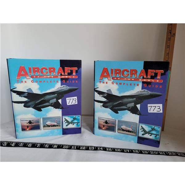 All Aircrafts Binders. Photos and info for all.