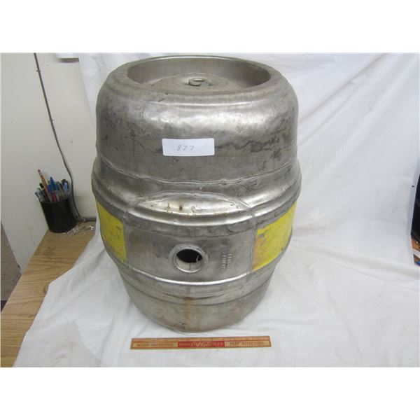 Labatt's Beer Keg