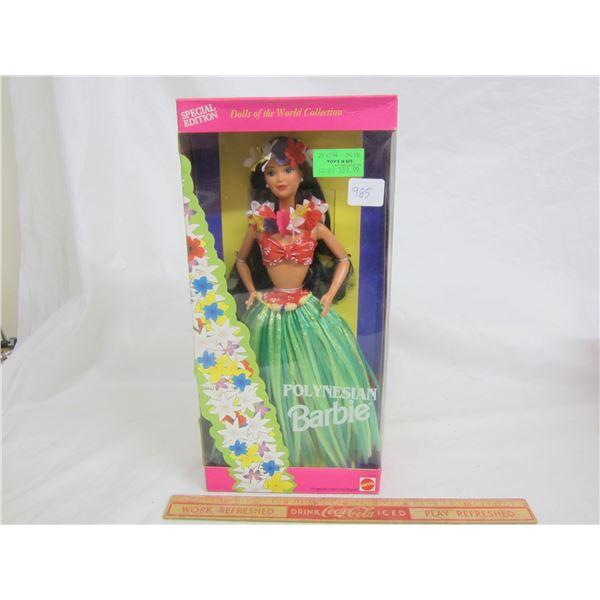 Polynesian Barbie in Box 1994