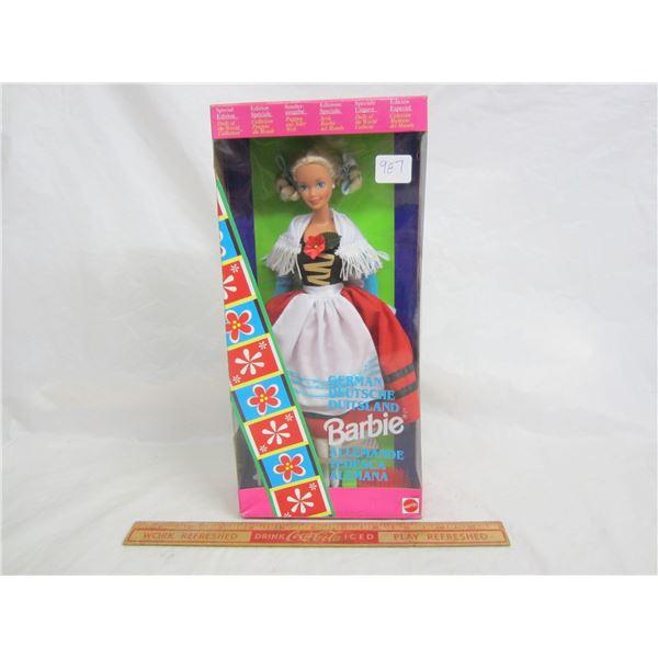 German Barbie in Box 1994