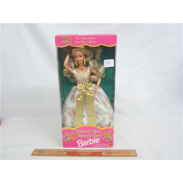 Ribbon and Roses Barbie 1994 in Box