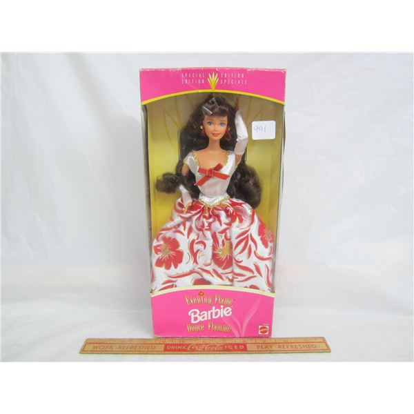Evening Flame Barbie 1994 in Box