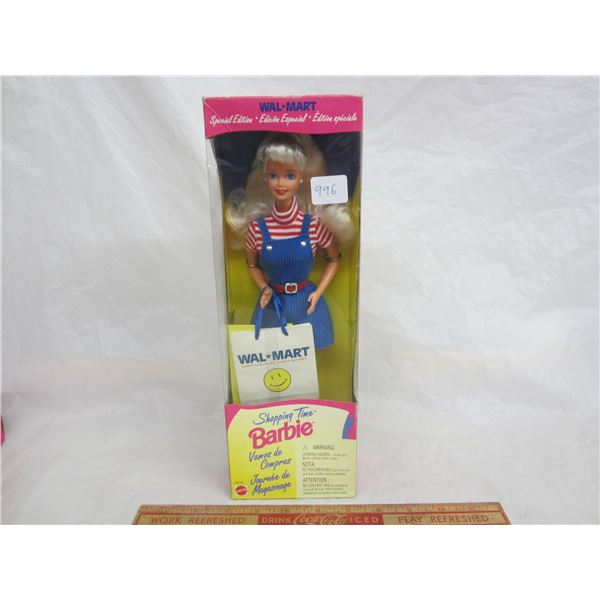 Shopping Time Barbie 1997 in Box